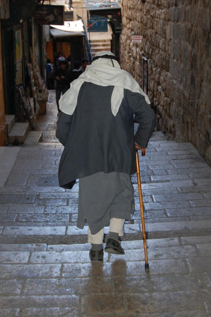 Menschen in Jerusalem 2