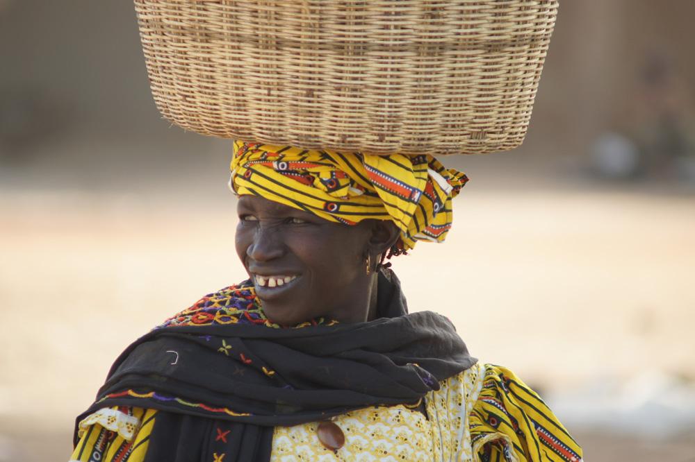 Menschen in Mali (3)
