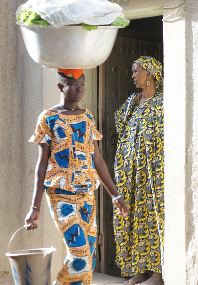 Menschen in Mali (4)