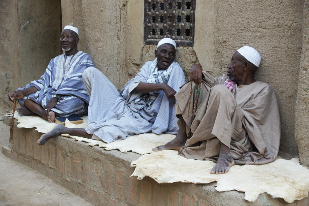 Menschen in Mali (5)