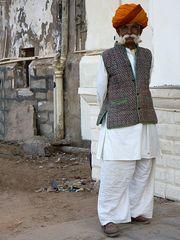 Menschen in Mandawa