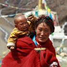 Menschen in Tibet # 01