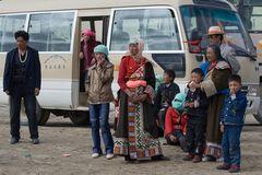 Menschen in Tibet II