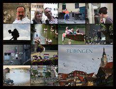 Menschen in Tübingen