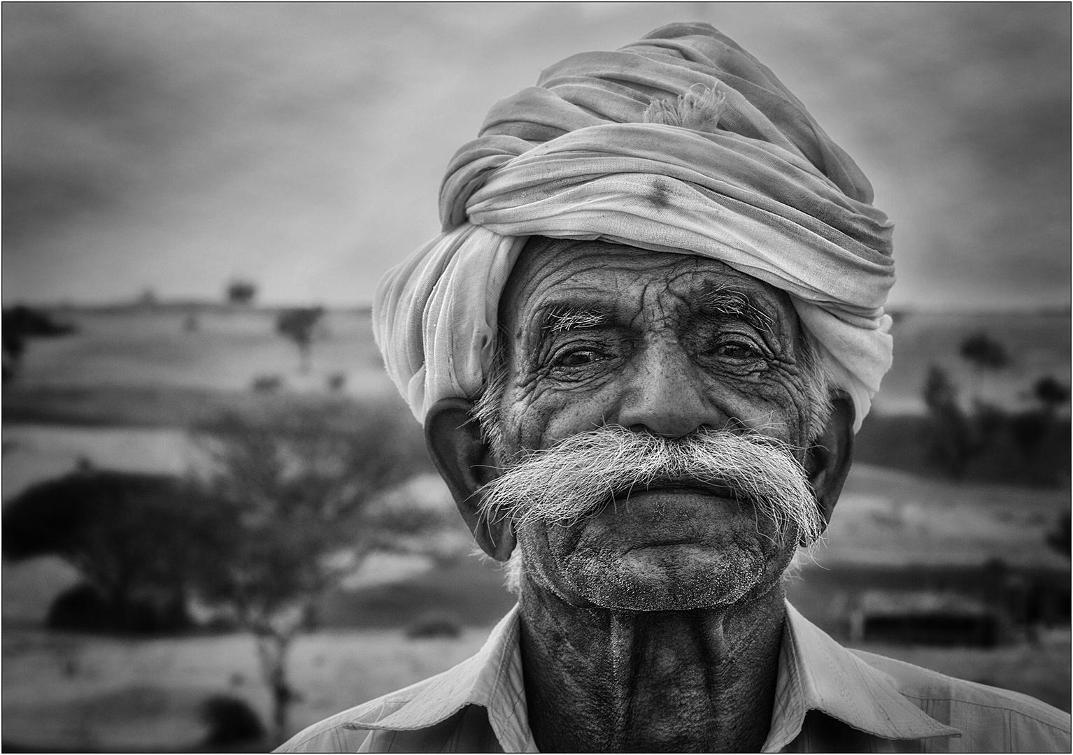 ... Menschen Indiens 15 ...