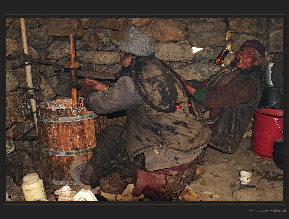 Menschen Ladakhs 08