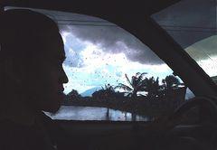 Menschen von den Philippinen + Der Fahrer
