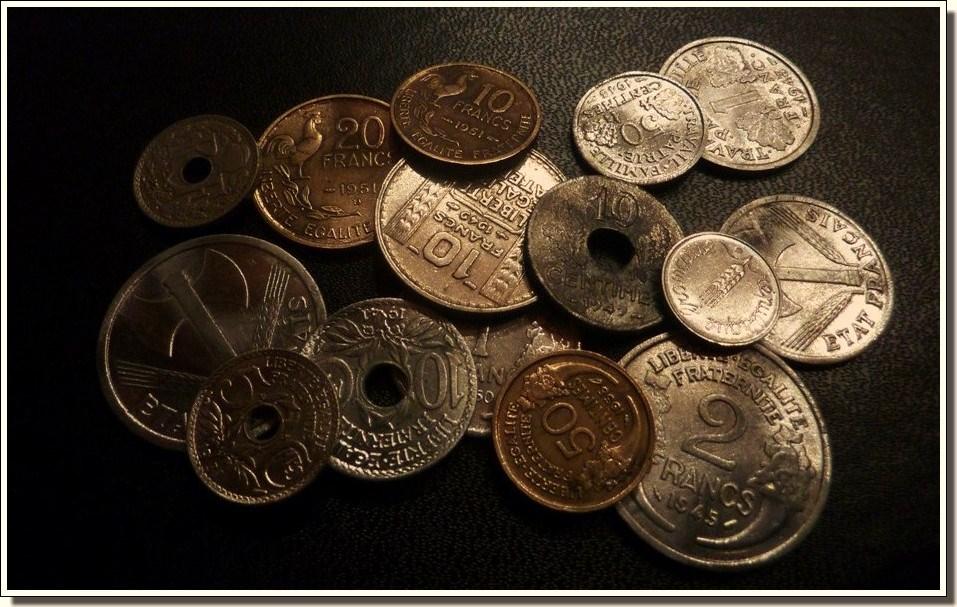 Menue monnaie exo N° 34