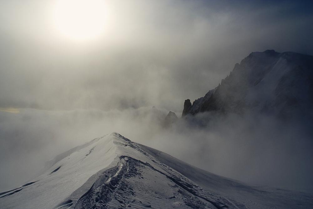 Mer de Glace - Alpin