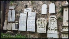 Meran Priesterfriedhof an der Kirche Sankt Nikolaus Stadtpfarrkirche