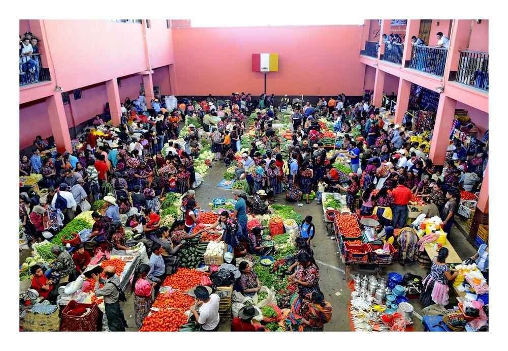 Mercado / Antigua /Guatemala