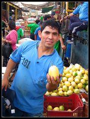 Mercado de Frutas, Lima, Peru