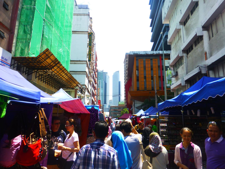 Mercado de Kuala Lumpur
