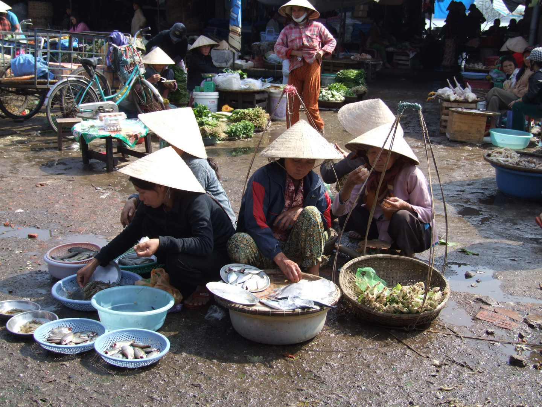 mercado Vietnam
