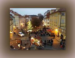 Mercatino natalizio.. Praga