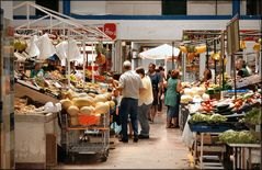 Mercato del villaggio