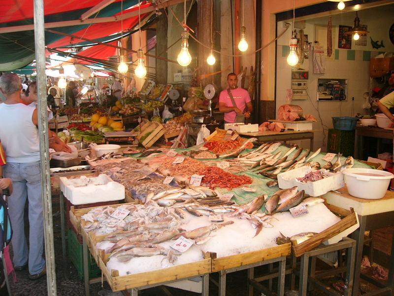 mercato vivo