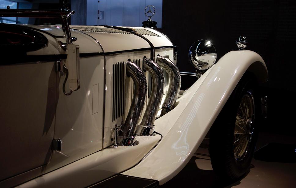 Mercdes Benz SSK 1928