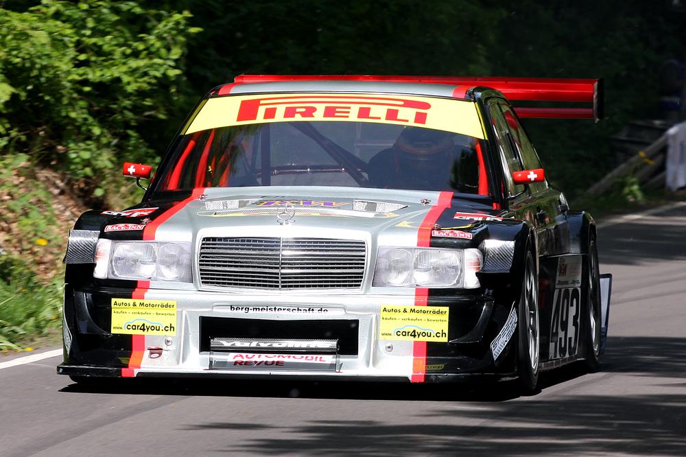 Mercedes 190E V8 Judd
