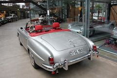 Mercedes 1957 190 SL