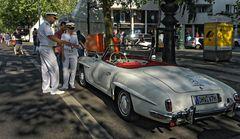Mercedes 1960