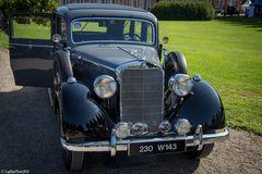Mercedes 230 W 143 Pullmann D 1937