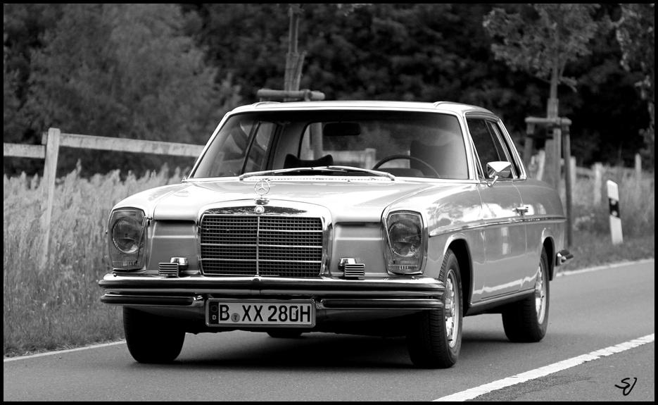 Mercedes 280 CE