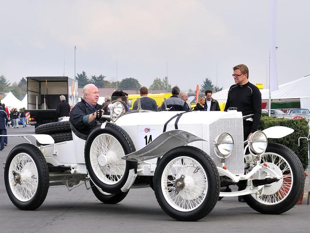 Mercedes 28/95 Sport 1924