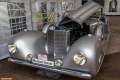 Mercedes 500 K Erdmann & Rossi  D 1937 bei Classic Cars Schwetzingen