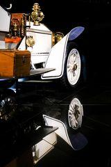 Mercedes 75 PS Doppelphaeton - Mercedes-Benz-Museum