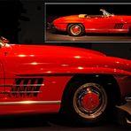 Mercedes Benz 300 SL Roadster 1962