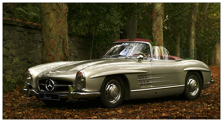 mercedes benz 300 sl roadster foto bild autos. Black Bedroom Furniture Sets. Home Design Ideas