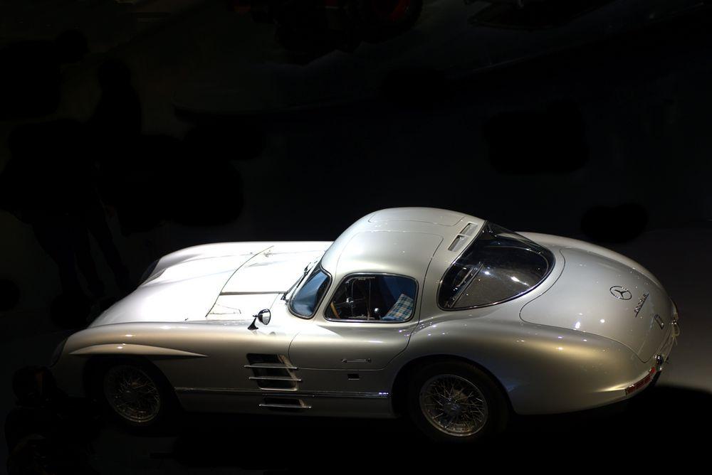 Mercedes-Benz 300 SLR - der Traum jedes Oldtimerfans....