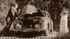 Mercedes Benz - altbewährt