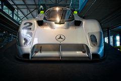 Mercedes Benz c291 Frontansicht