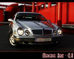.:: Mercedes Benz - CLK ::.