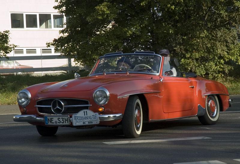 Mercedes Benz Kult Tour 2006 -1