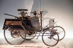 Mercedes Benz Museum 2017_2