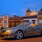 Mercedes-Benz SL 55 AMG en Cartagena (Colombia)