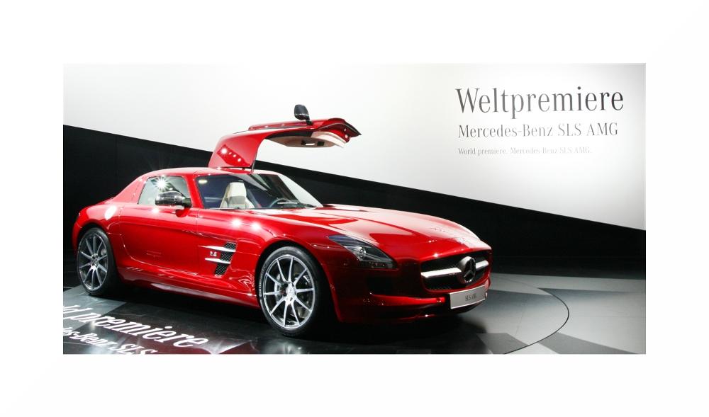 Mercedes -Benz SLS AMG