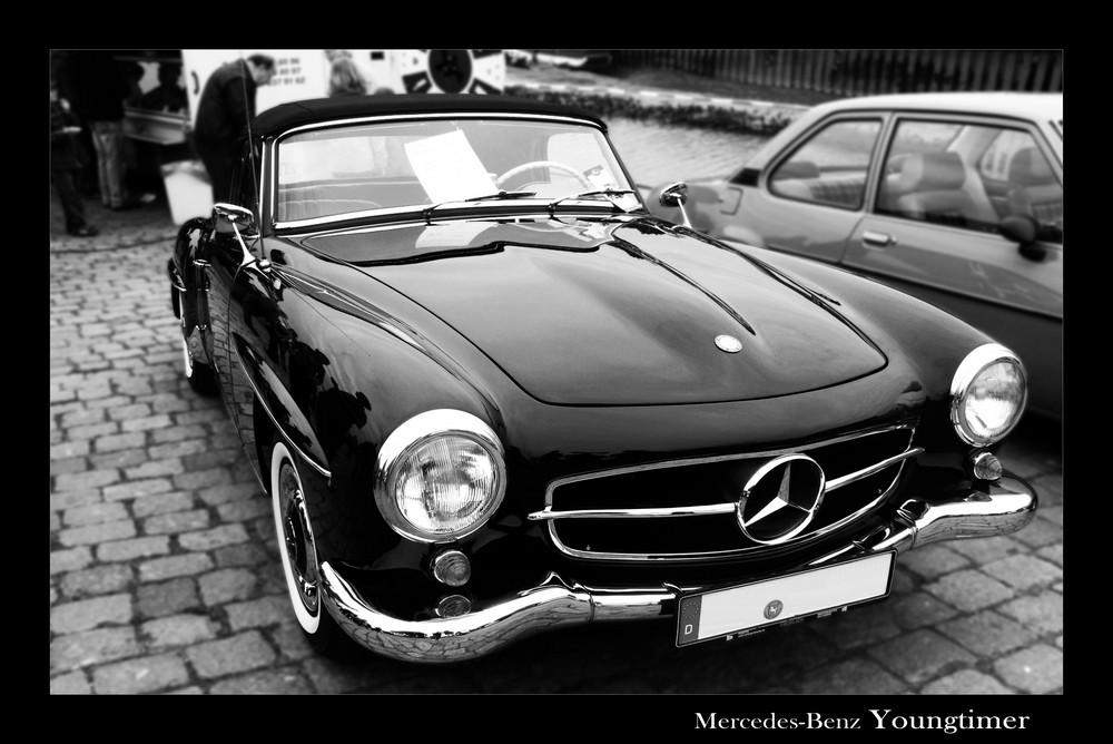Mercedes-Benz Youngtimer