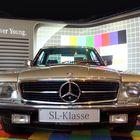 mercedes front - typ SL 1975-1980