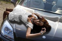 Mercedes Girl 4