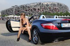 Mercedes Girl 5