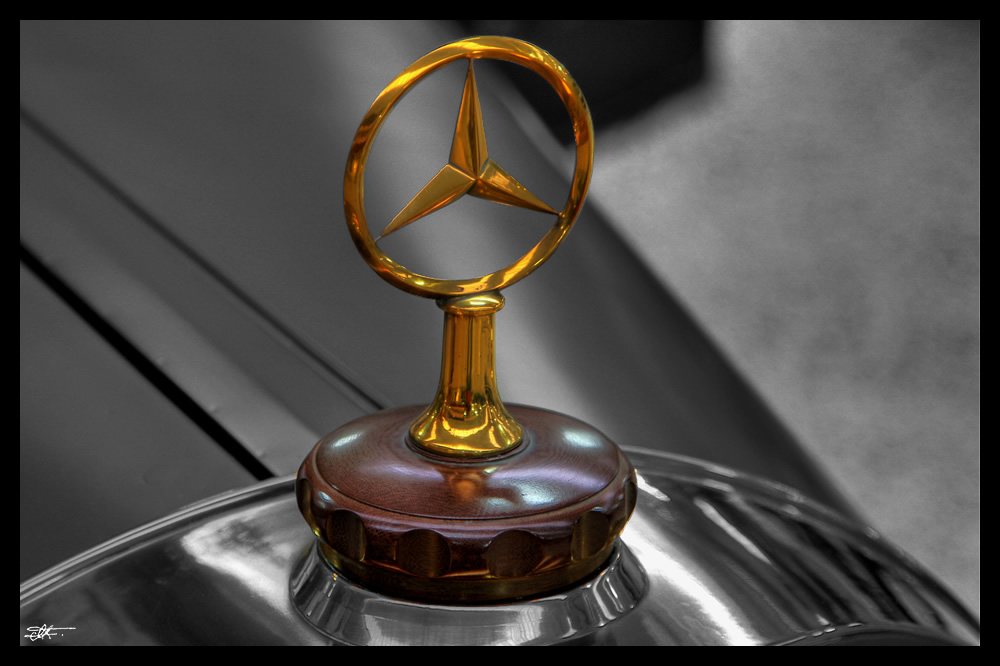 MERCEDES - GOLD EDITION