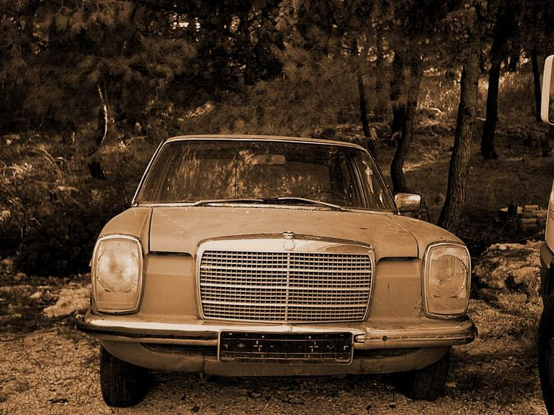 Mercedes in Croazia