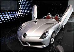Mercedes MCLaren ... I.