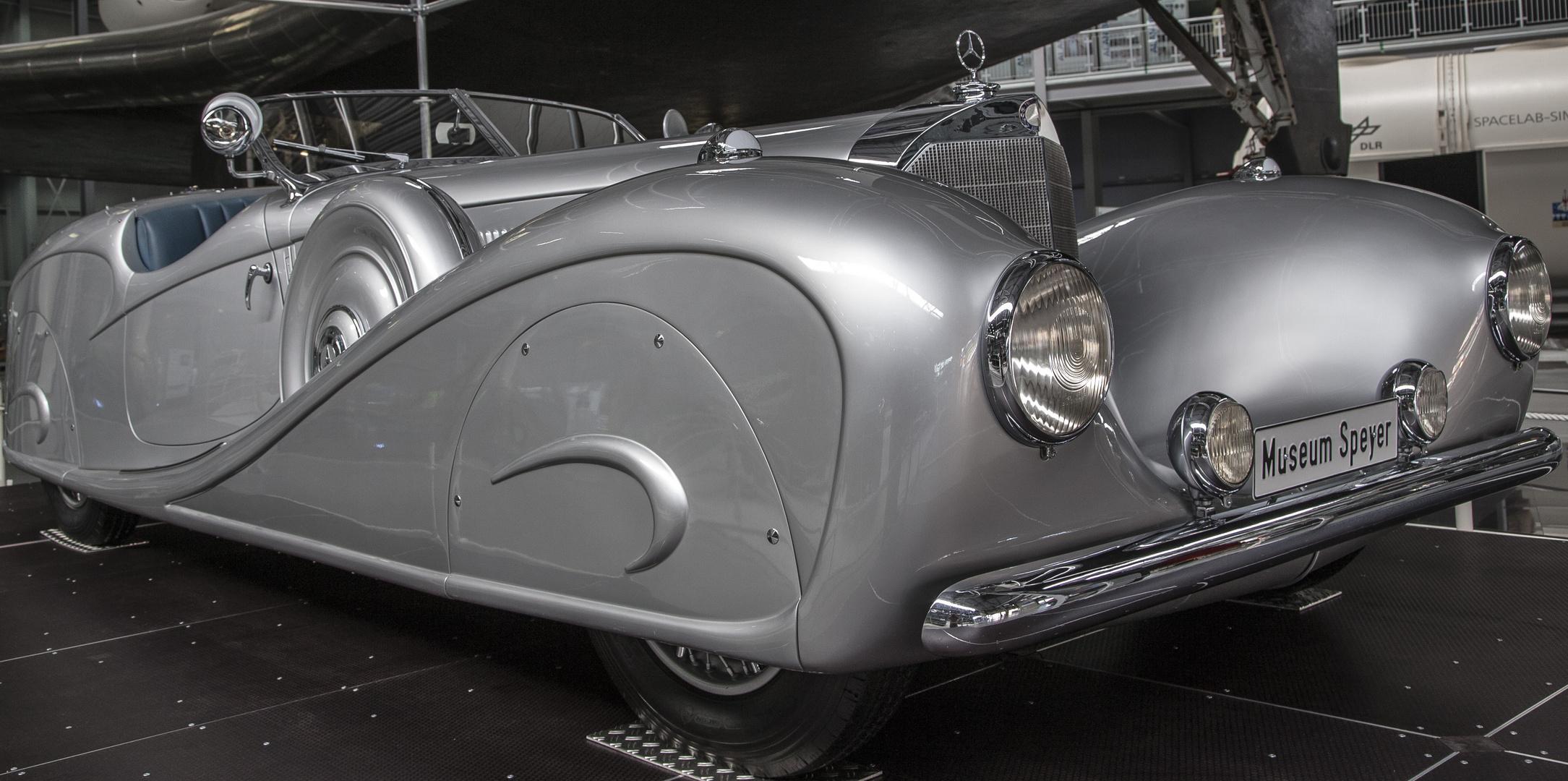 Mercedes Oldie