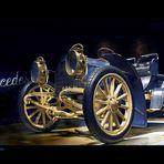 Mercedes Simplex (der erste echte Mercedes)