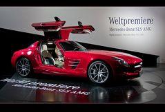 Mercedes SLS AMG  IAA III